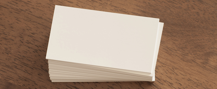 Is Your Business Card Sabotaging Your Sales Connect Rate? [Networking Tip]