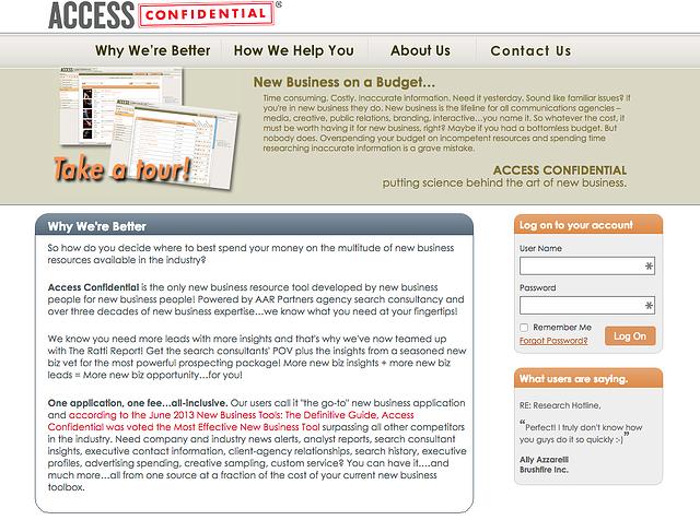 access-confidential