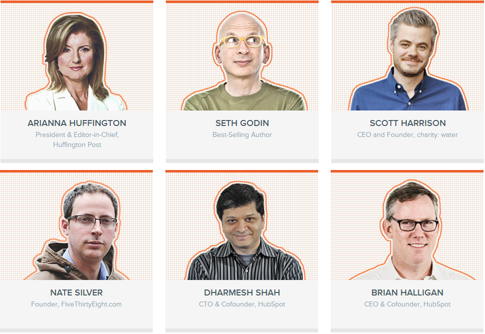 10 Cool INBOUND 2013 Perks You Might Not Be Aware Of