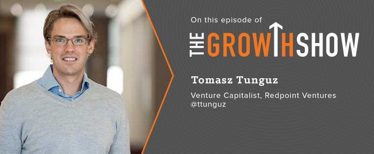 The Growth Show: A VC's Advice on Content, Cash & Churn