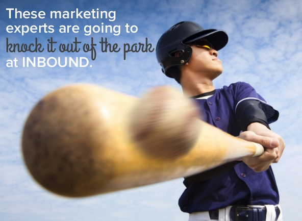 25 Star Players Coming to INBOUND 2013 [SlideShare]