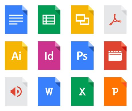 Google Marketing Tools google-drive-files