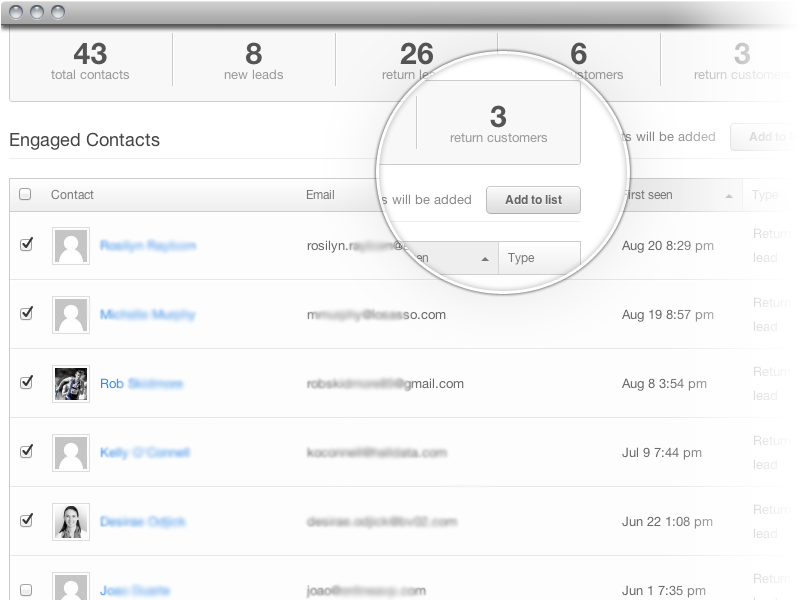 social-contacts-view
