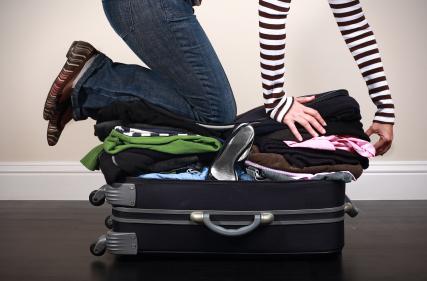 packing-luggage