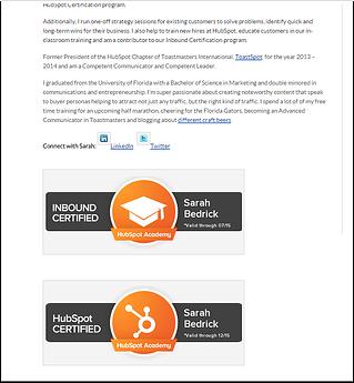 sarah-bedrick-personal-website-certification