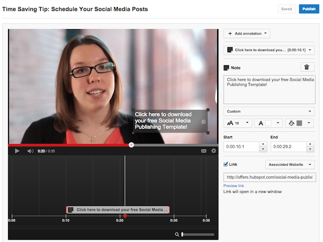 annotate-youtube-timeline