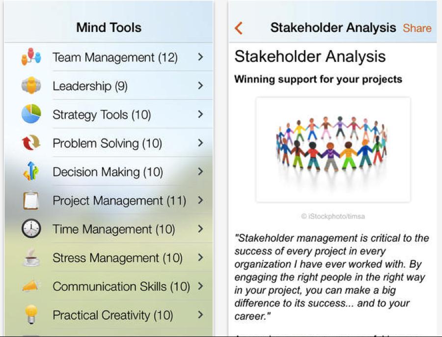 mindtools-sales-app