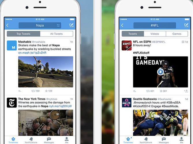 Twitter-sales-app