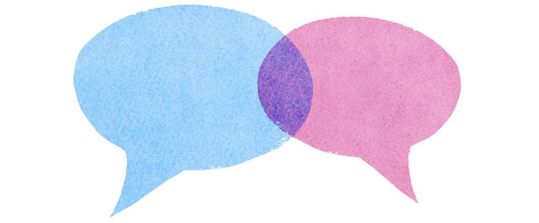conversation-bubbles