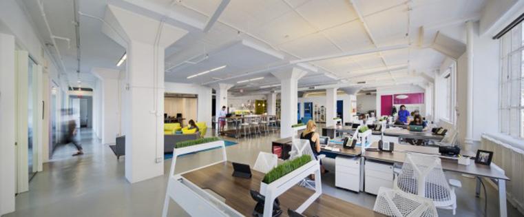 Open office design concepts