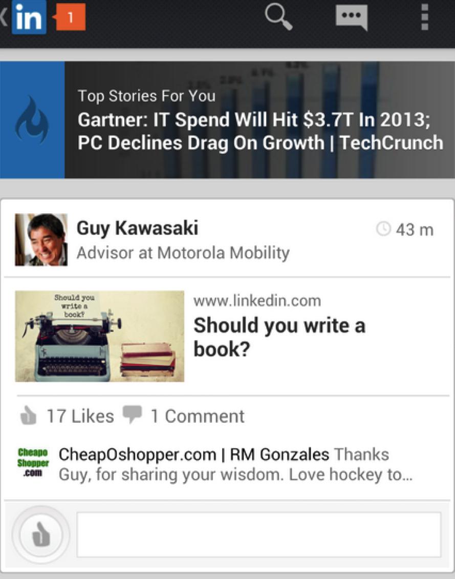LinkedIn-sales-app