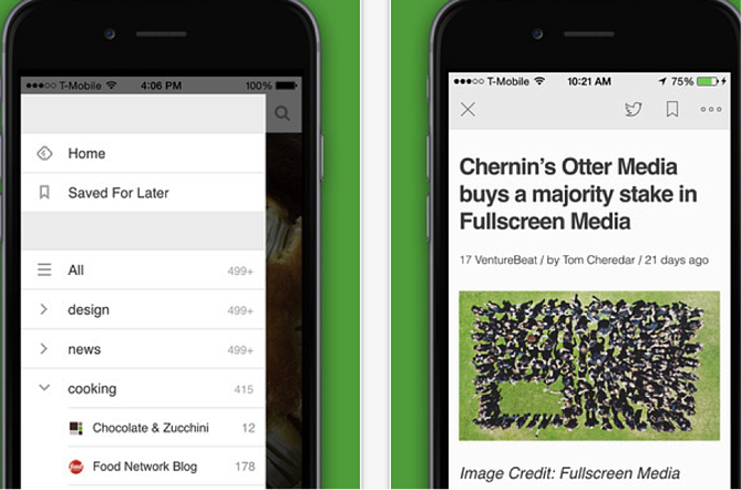 feedly-sales-app