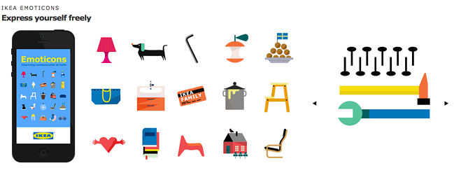 ikea-emoticons