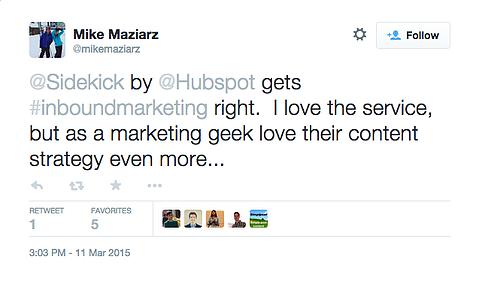twitter-love-hubspot