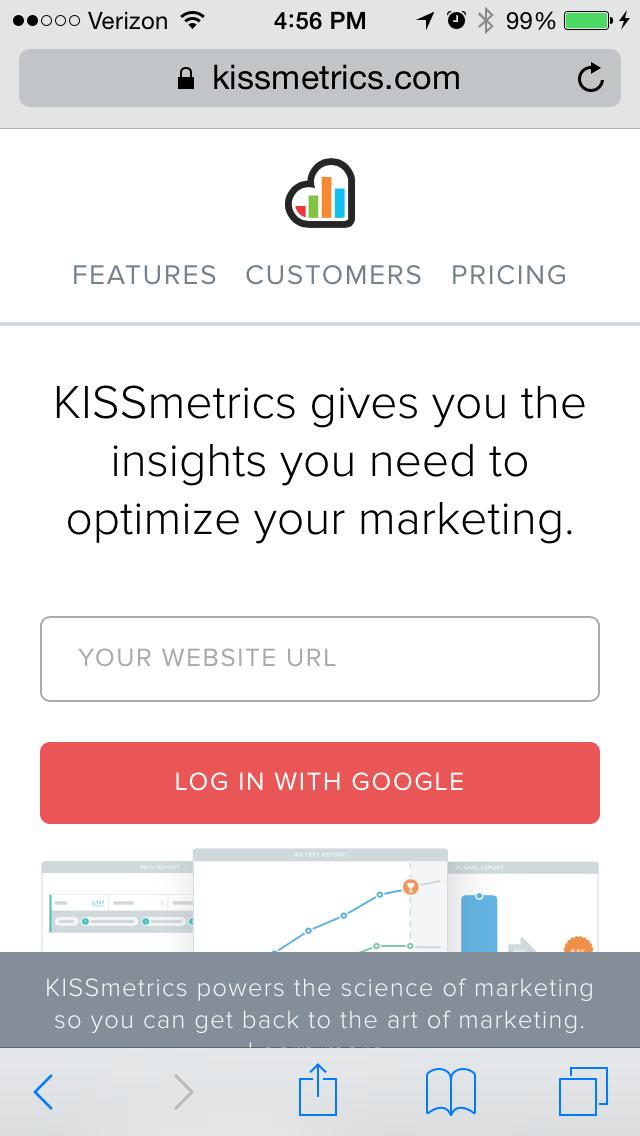 kissmetrics