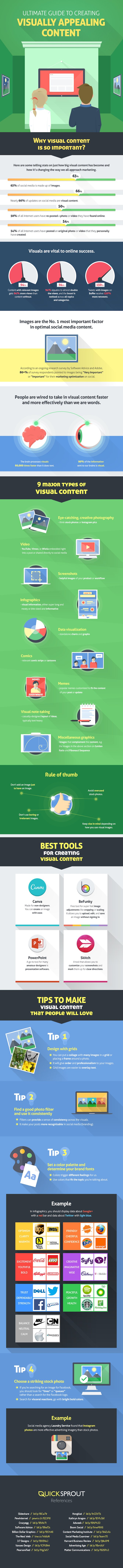 creating-visually-appealing-content-infographic