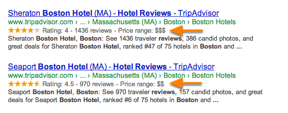 how to get rich snippets