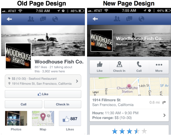 how to make a business page on facebook mobile