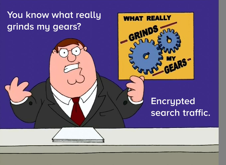 Google to Encrypt ALL Keyword Searches: Say Goodbye to Keyword Data