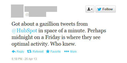 hubspot-tweet