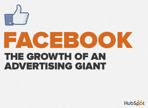 The History of Facebook Advertising [SlideShare]
