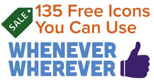 135 Icons For You to Use Whenever, Wherever [Free Download]