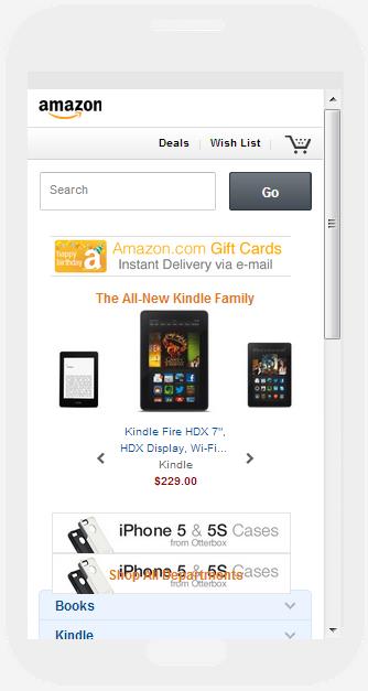 amazon-mobile-device