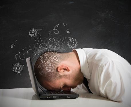 stressed-salesperson