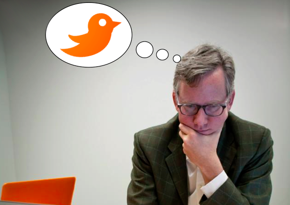 5 Ways CEOs Can Be Interesting on Twitter [SlideShare]