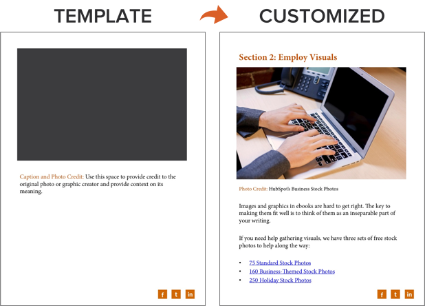 How to create an ebook from start to finish free ebook templates how to create an ebook 6 fandeluxe Gallery