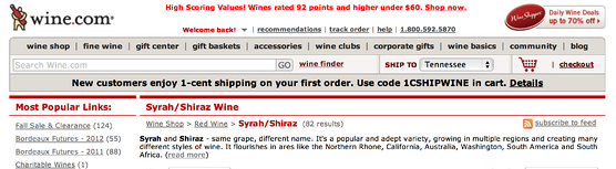 build customer trust with content wine expert example