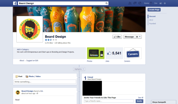 how to add rating to facebook page
