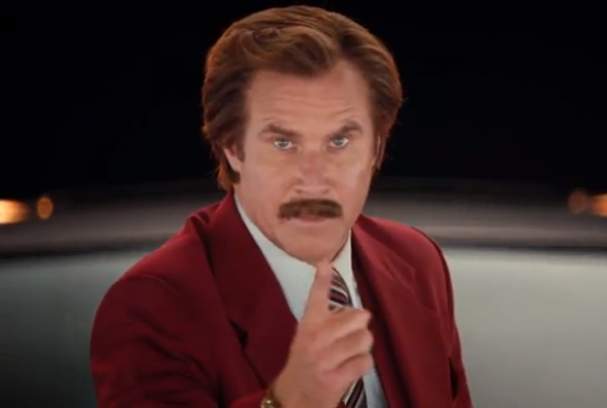 Ron Burgundy's Dodge Ads So Good They'll