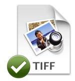 TIFF image file icon