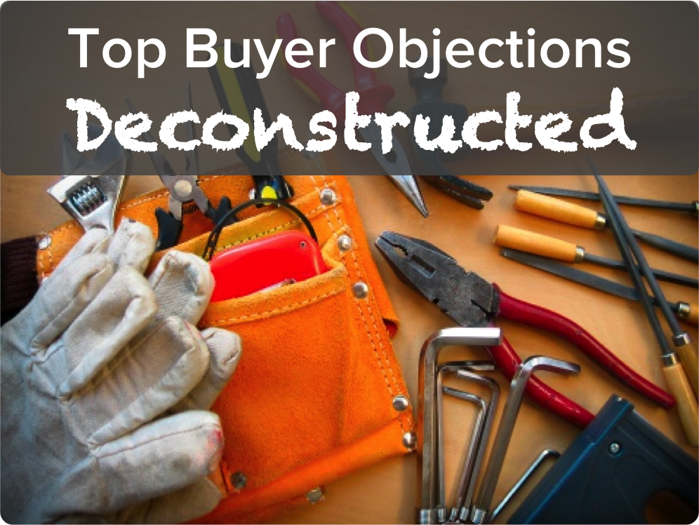 Top Buyer Objections Deconstructed: Proven Strategies for Prospect Challenges