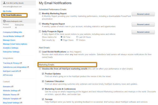 email setting preferences resized 600