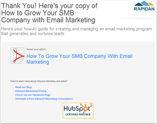 Conversion Process That Generates Leads
