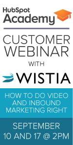 How to Do Video & Inbound Marketing Right [New #InboundLearning Webinar Series]