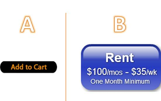 A/B Test Your eCommerce Add to Cart Button