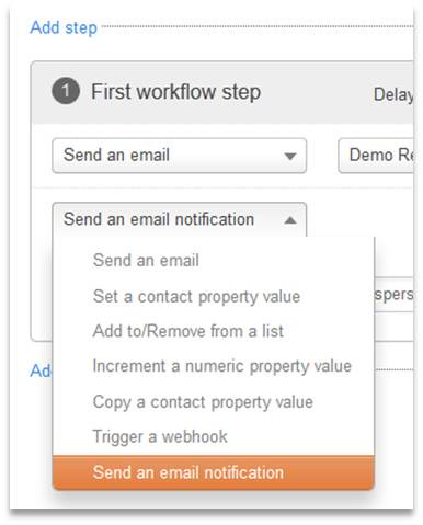 Workflows Tool: Now Offers Better Email Notification Customization
