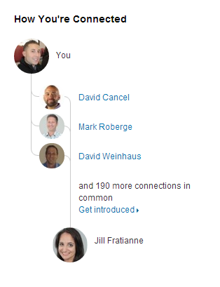 How You Are Connected LinkedIn resized 600