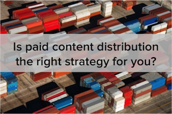 Could Your Content Go Further? How Paid Distribution Can Help
