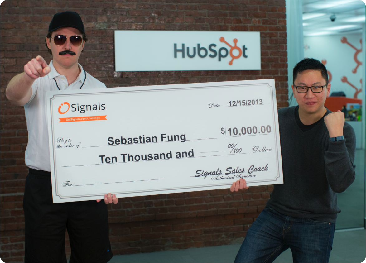 Here's How a Referral Sales Strategy Won Sebastian Fung $10,000 [Q&A]
