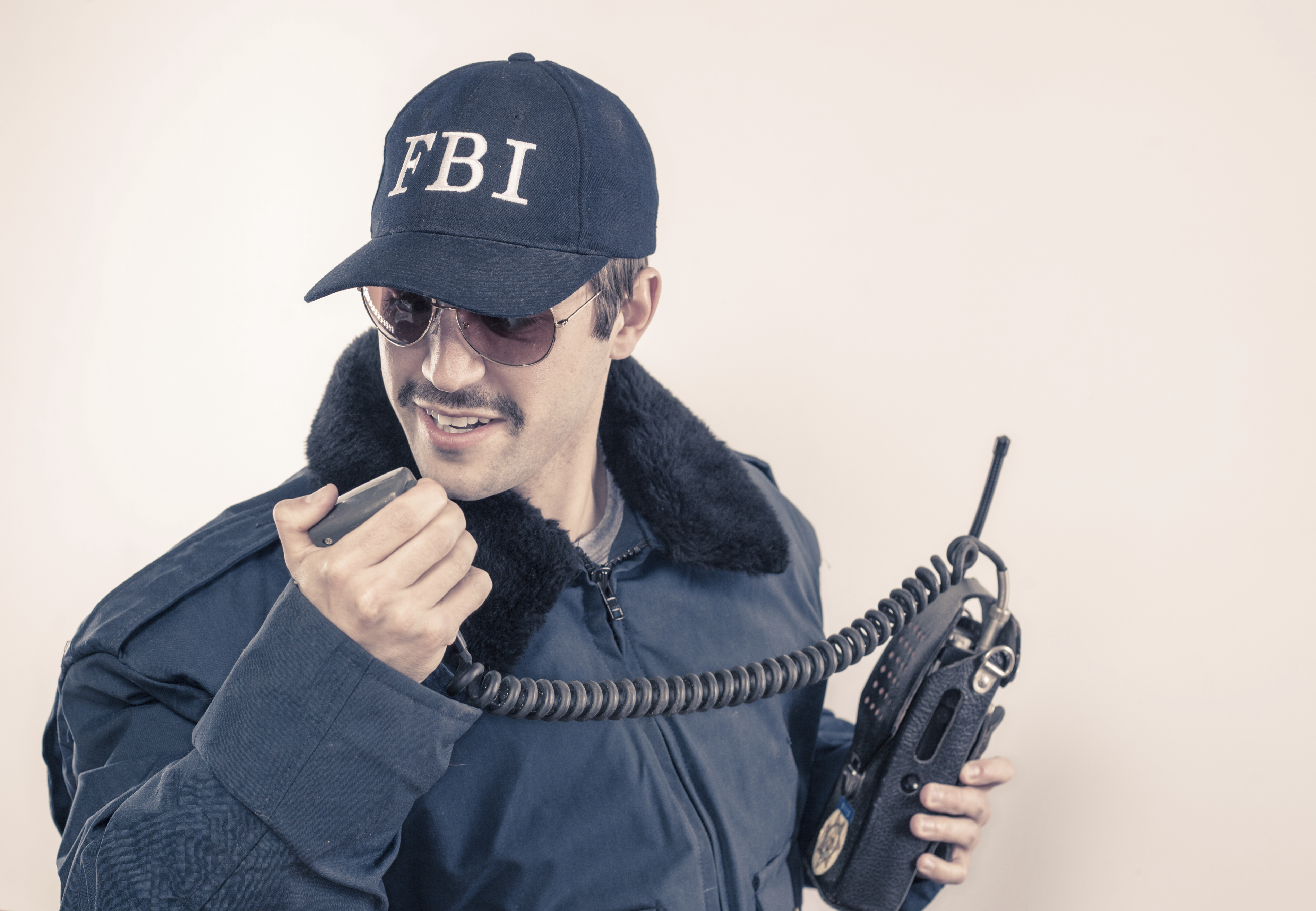 The FBI Is Investigating Your Home?! Nope, That Was Just A Bad Sales Call