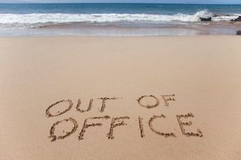 Image result for on vacation out of office