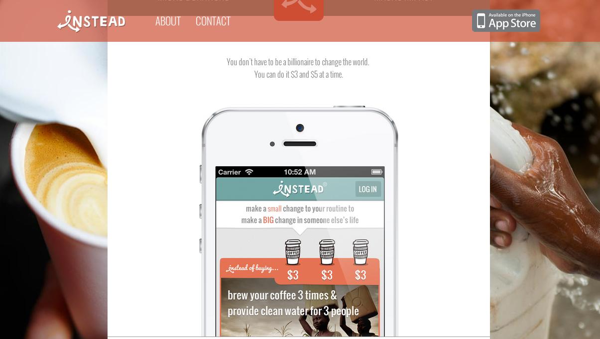 mobile-app-instead