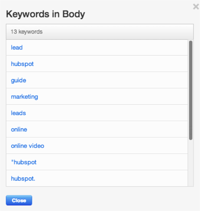 keywords2
