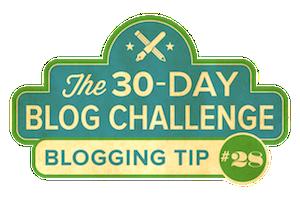 30-Day Blog Challenge Tip #28: Crowdsource Content Ideas