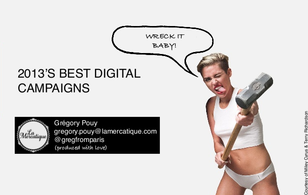 Marketing Campaigns That Broke the Internet [SlideShare]