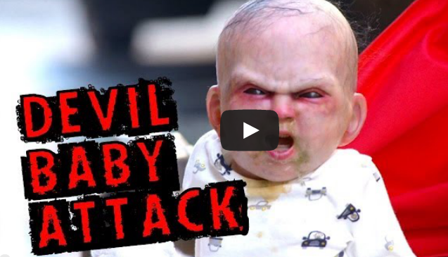 'Devil Baby' Is an Online Marketing Hit, But Can This Demon Child Sell Movie Tix?